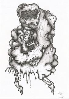 inktober 5
